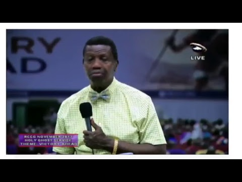 Download VICTORY AHEAD BY PASTOR E.A. ADEBOYE