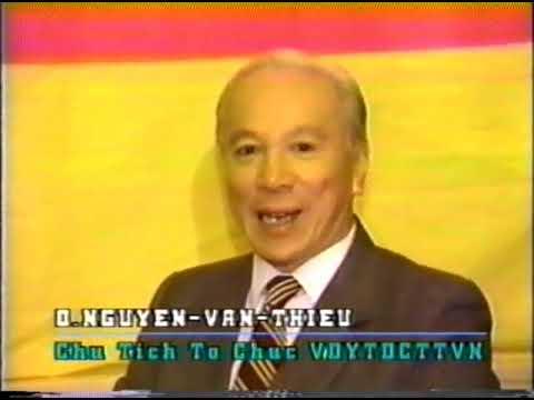 Phỏng Vấn Cựu Tổng Thống Nguyễn Văn Thiệu Ngày 03 Tháng 05 Năm 1993