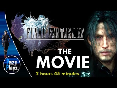 FINAL FANTASY XV: THE MOVIE