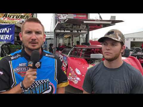 Pre-Race Interview with Bobby Pierce - 9/12/2019