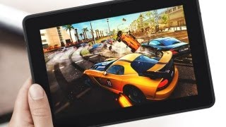 """Amazon Kindle Fire HDX 7"""" First Look"""