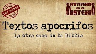 Textos apocrifos - La otra cara de la Biblia. Con Cristobal Toro de Misterios al descubierto.