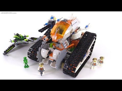 LEGO Mars Mission MT-61 Crystal Reaper from 2008! set 7645
