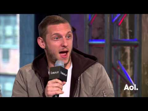 Jamie Bell, Owain Yeoman and Ian Kahn On