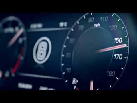 2015 Range Rover Sport SVR - Official performance data - 0-100 mph