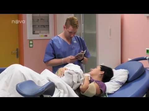 Malé lásky - 8. epizody - komplikace při porodu