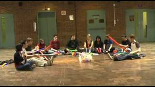 little drummer boy the boomwhacker orchestra