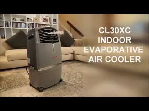 Cl30xc Honeywell Indoor Air Cooler Us Youtube