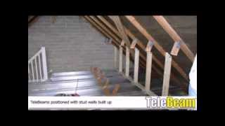 Telebeam Loft Conversion - The Process