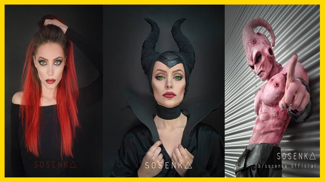 This Self Taught Polish Cosplayer Can Turn Herself Into Literally - This self taught cosplay artist can turn herself into any character