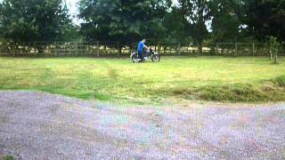bsa b25 starfire motorcycle with mot in uk for sale
