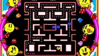 Pac-Man World 2 (PC) - Museum + Ms. Pac-Man