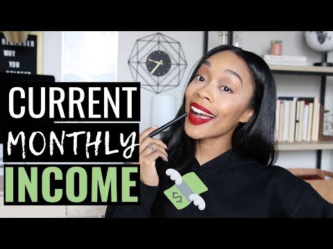 MY 7 STREAMS OF INCOME: How I Make Over $10,000 A Month