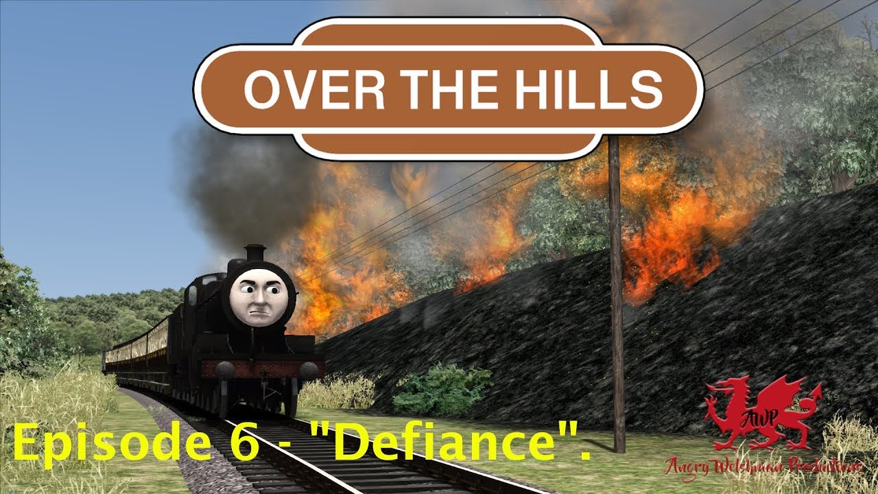 "Download Over The Hills - Episode 6 ""Defiance""."