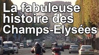 DRDA : La fabuleuse histoire des Champs-Elysées