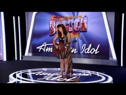 Jillian Jensen's American Idol Audition