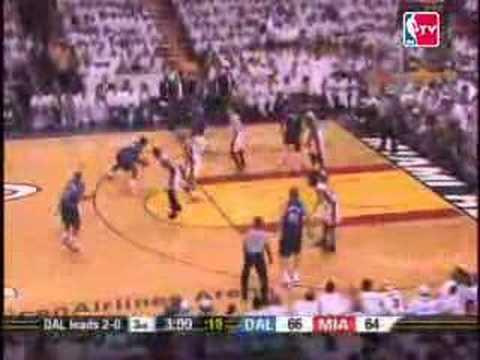 NBA 2006 Finals Game 3 highlights