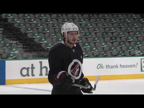 Oliver Ekman-Larsson on playing 500 NHL games