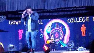 Mashup by Suraj with the Hit collections of bollywood...live performance GDC college, Mumbai..