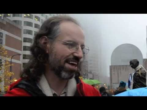 A Prophetic Encounter at Occupy Boston