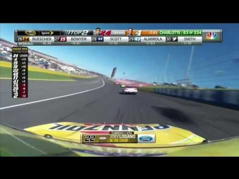 2016 NSCS Charlotte - UP Cam