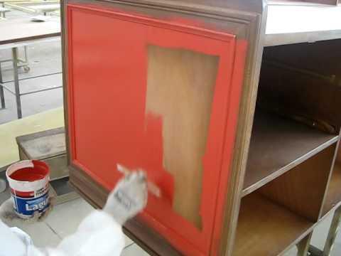Rinnovare mobili laccati colori per dipingere sulla pelle - Olio di lino per mobili ...