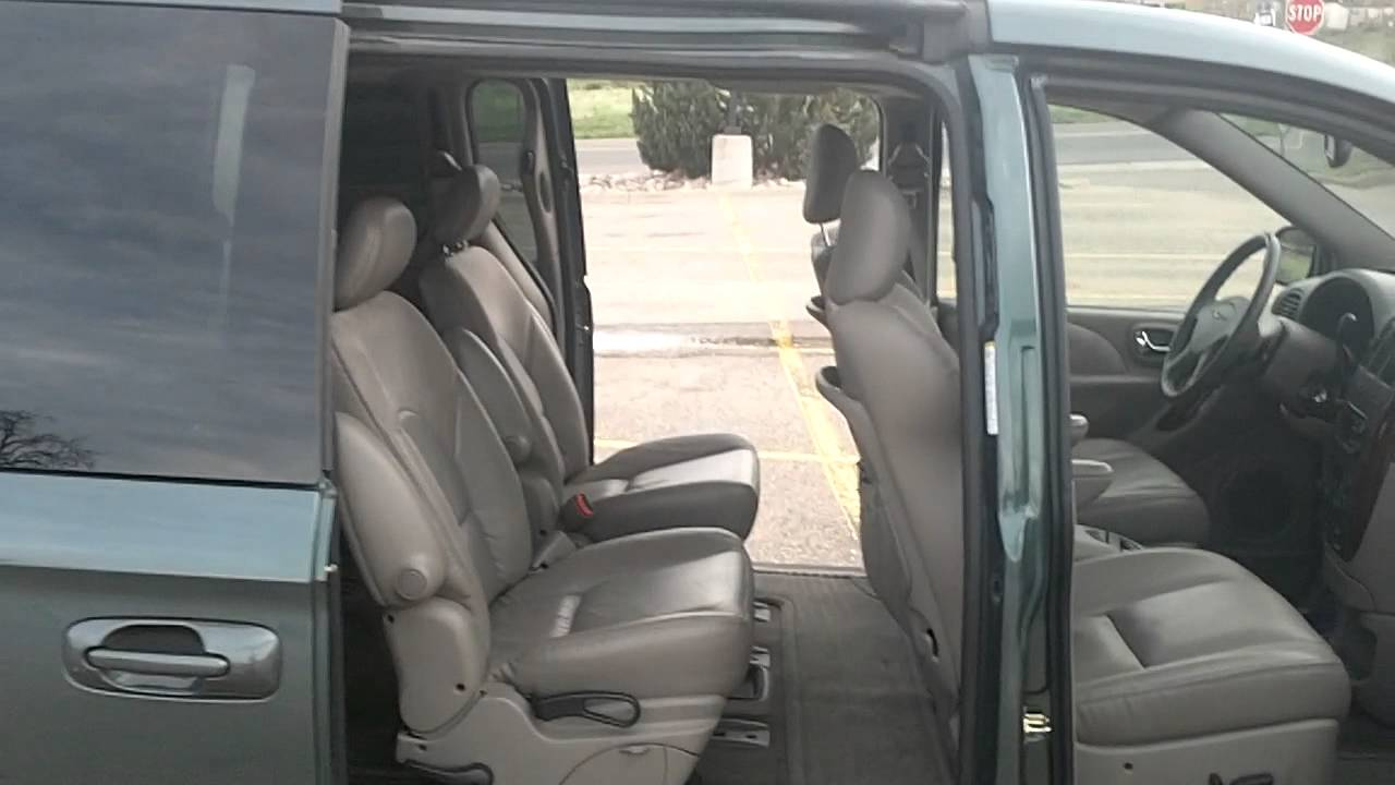 2003 chrysler town country limited all wheel drive youtube. Black Bedroom Furniture Sets. Home Design Ideas