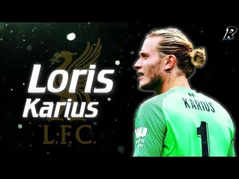 Loris Karius 2017/18  Amazing Saves -  Liverpool FC