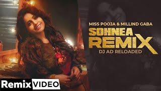 Sohnea Remix Miss Pooja Feat Millind Gaba Mp3 Song Download