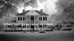 Mortgage rates on FIRE