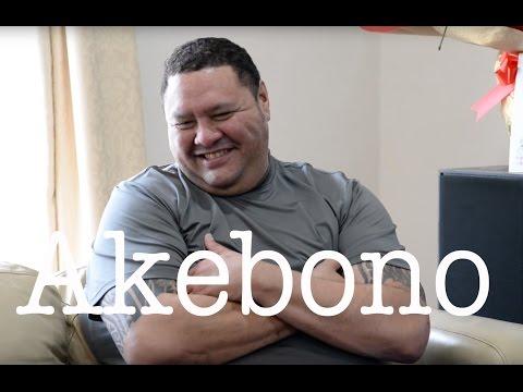 Akebono Interview