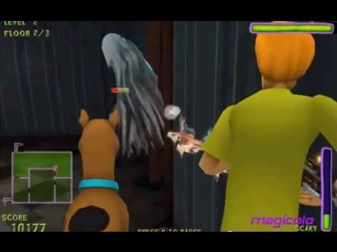Scooby-Doo Haunted House - Miniclip Gameplay by Magicolo