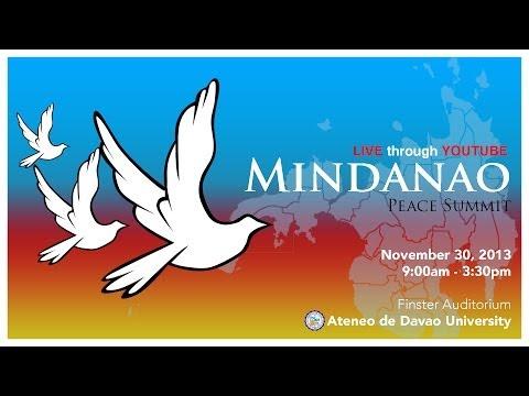 Mindanao Peace Summit (LIVE)