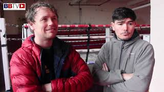 JENNINGS GYM BROS ON TYSON FURY AND THE HEAVYWEIGHT TRIANGLE