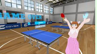 Ping Pong Leagueをするにゃー>ω<【008】
