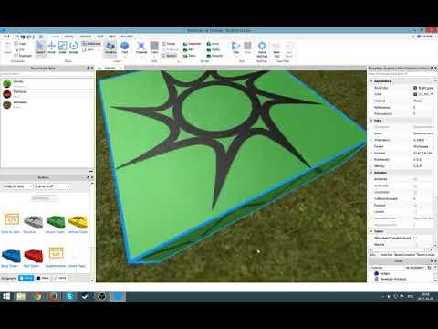 Roblox Studio 2 Jak Zrobic Gre Z Kolega Wybieranie Teamu I