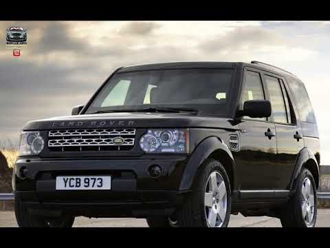 Land Rover Discovery 4 Armoured 2011 Youtube