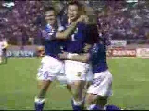 Road to France'98 ( vs South Korea )posted by Amero5a