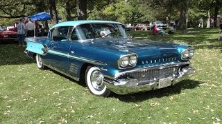 1958 Pontiac Bonneville Sport Coupe Hardtop with Tri-Power engine - My Car Story with Lou Costabile