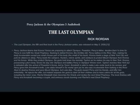 The Battle Of The Labyrinth Percy Jackson And The Olympians Book 4Audiobook Gulyvert 3