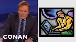 Conan's Clip Art Collection  - CONAN on TBS