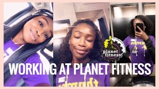 Working at Planet Fitness | What it's like | Part 1