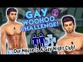 We Have A Basement Full Of Men! | Sims 4 Gay WooHoo Challenge