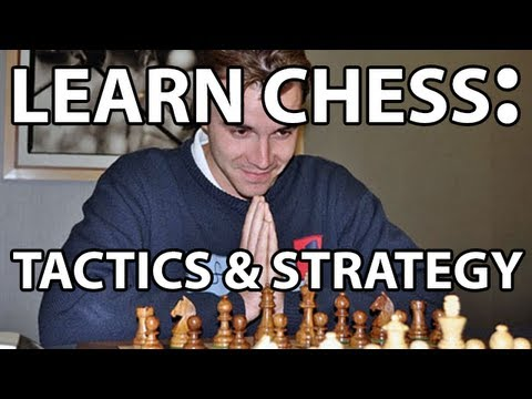 Everything You Need To Know About Chess Tactics Strategy