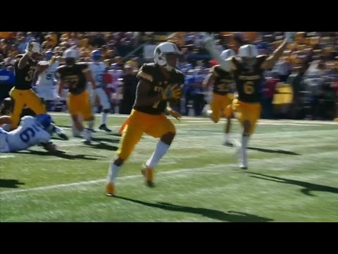 Wyoming Defense Scores Again In Win Over Air Force | CampusInsiders