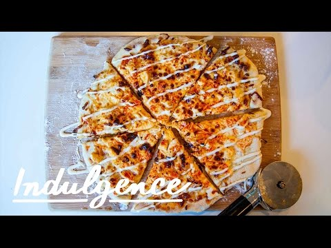 How To Make Chicken Pizza At Home
