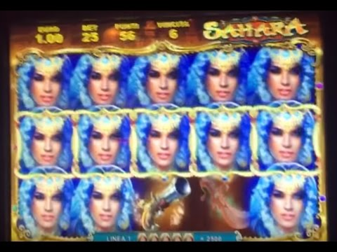 sahara slot Machine Bonus