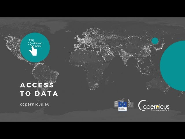Access to Copernicus Data: Overview and Introduction