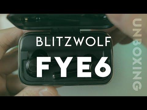 Unboxing Do Blitzwolf FYE6 - LUXO DEMAIS!