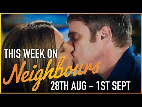 This Week On Neighbours (28th August - 1st September)